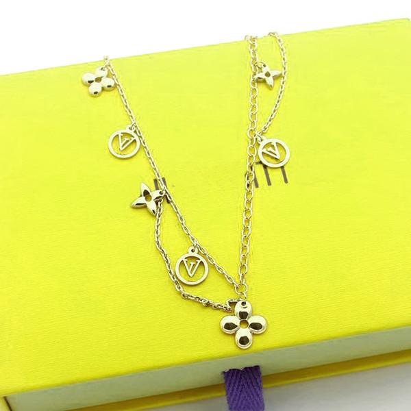 Halskette / Weißgold