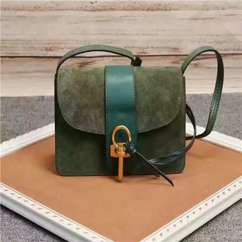Borsa a tracolla in pelle bovina di design da donna borsa a tracolla retrò piccola borsa quadrata borsa per fotocamera semplice