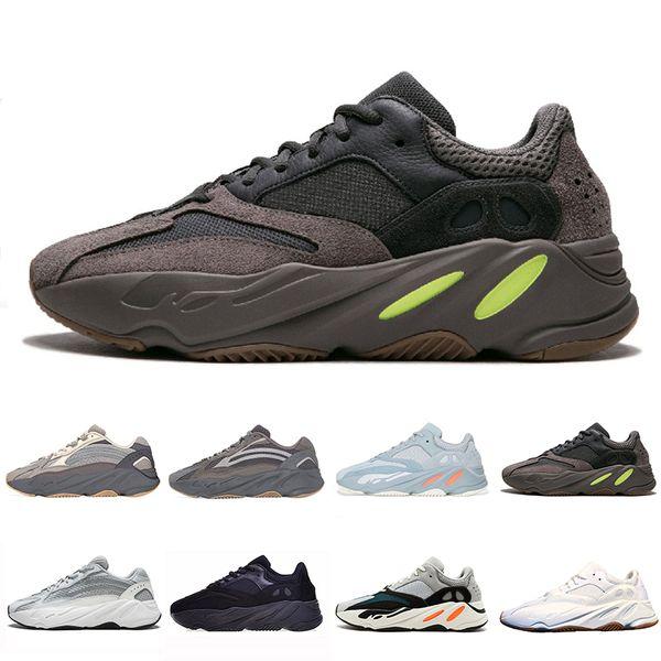 2019 Vanta Wave Runner 700 Mens Running Shoes Geode Inertia V2 Static Solid Grey Mauve Salt Women Kanye West Outdoors Shoe 36-46