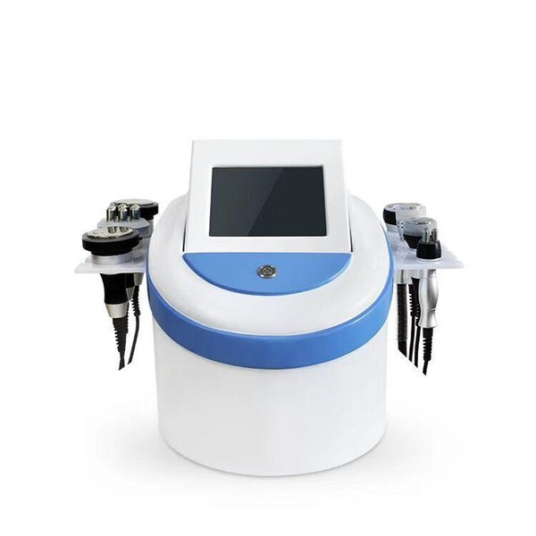 2019 Meistverkaufte Ultraschall Kavitation RF Facial Skin Lifting Body Slimming Machine