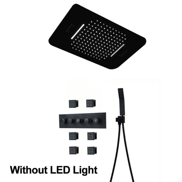 Sin luz LED
