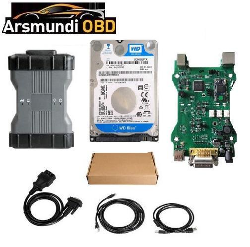 V2019.03 POUR Mercedes BENZ C6 OEM DoIP Xentry Diagnostic Multiplexeur VCI avec logiciel HDD Pas besoin d'activation