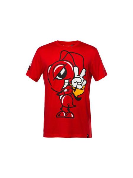 Motorsporları Seyahat Yarış karıncanın T-Shirt Camiseta Hormiga Çocuklar Çocuklar Yaz T-shirt