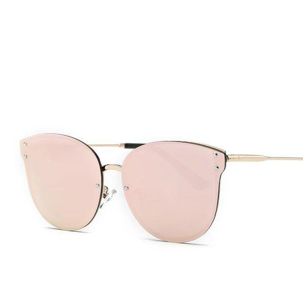 Xiacaier Cat Eye Sunglasses Female Vintage Cateye Ladies Sunglass Women Brand Designer Oculos Feminino Sun Glasses lunette