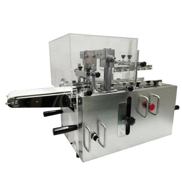 Машина слайсера печенья высокой эффективности, который замерли машина слайсера печенья клюквы