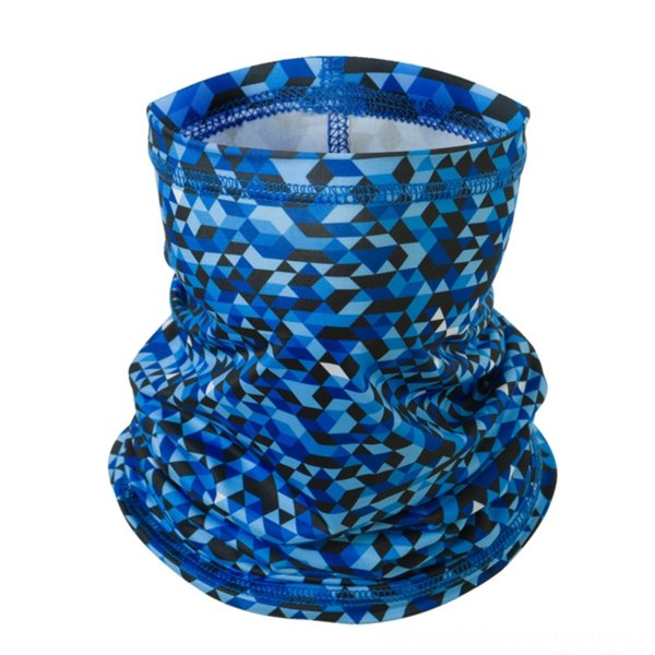 ice silk scarf [Diamond Blue]]