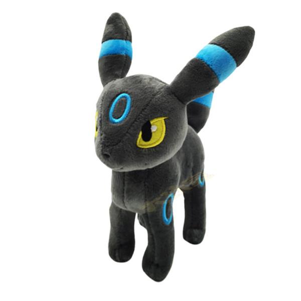 새로운 도착 Umbreon 봉제 인형 인형 장난감 선물 도매 23CM
