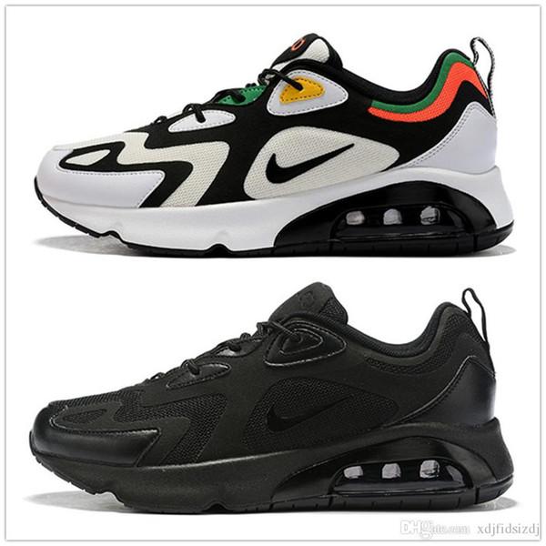 Hombres Zoom 2K Lifestyle Zapatos para correr Blanco Negro Azul ZM 2000 Estilo 90 Trainer Diseñador Zapatillas de deporte al aire libre M2K Zapatos cómodos causales 40-45