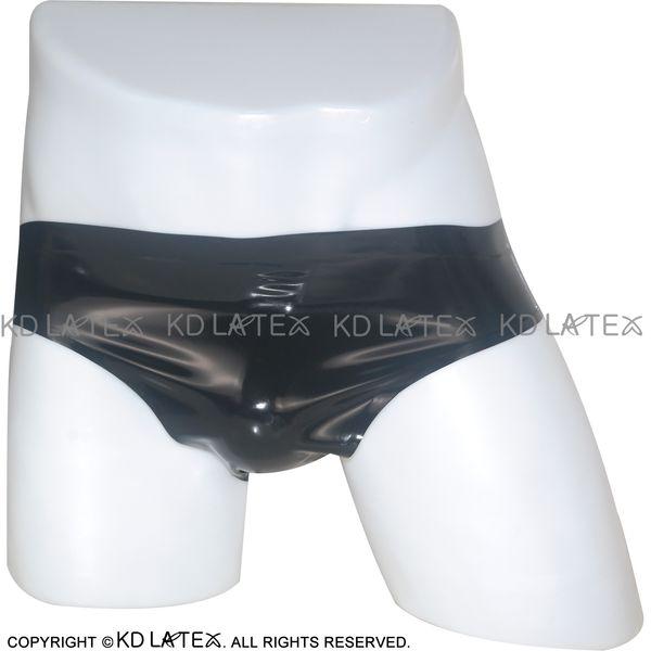 Classical Transparent Sexy Latex Briefs Fetish Rubber Shorts Underpants Underwear Bondage Pants Plus Size female Hotsales bottoms DK-0005