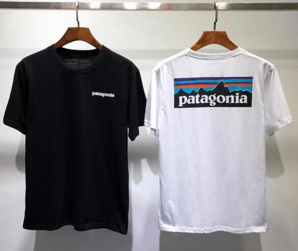 Mens designer t shirts men women sport tee Shirts T-Shirt BEAMS x patagonia tees Summer tops