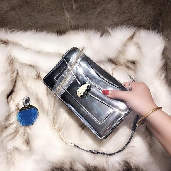 Nouvel été femme 2019 petit sac de messager de dentelle sur le paquet de chaîne d'épaule porté fée crossbodyfashion 0330