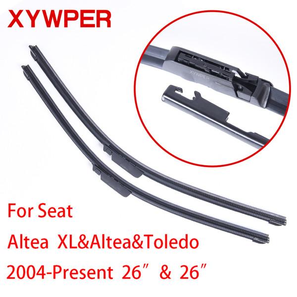 XYWPER Wischerblätter für Seat Altea XLAlteaToledo 2004 2005 2006-2016 26