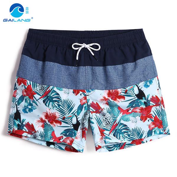 Pantal/ón Corto de Playa de Verano para Hombres