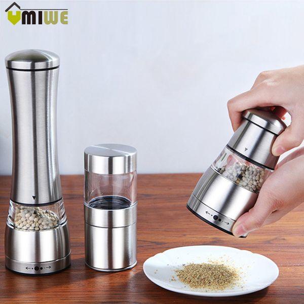mill grinder Grinders Spice Mills Manual Grinders Stainless Steel Manual Salt And Mill Grinder Mills Pepper Muller