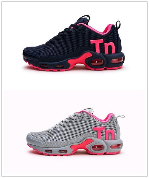 Acheter Nike TN Plus Air Max Airmax 2019 Tn Plus Mercurial Femmes Designer Sneakers Chaussures Femmes Tns Femmes Zapatillas Mujer Mercurial Baskets ...