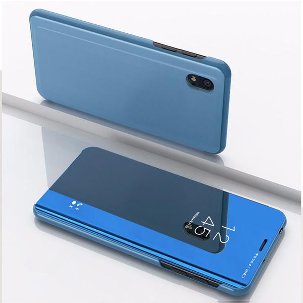 Роскошные Magentic Смарт Зеркало телефона чехол для Huawei Mate30 P30 противоударный чехол для Huawei Nova 5 Nova5 Pro Флип случаи