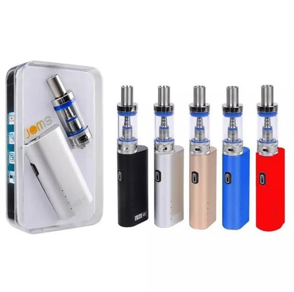 Jomo lite 40w starter kit jomo 40w mod mini lite box mod bulit-in batteria 2200mAh kit vaporizzatore 3ml serbatoio lite