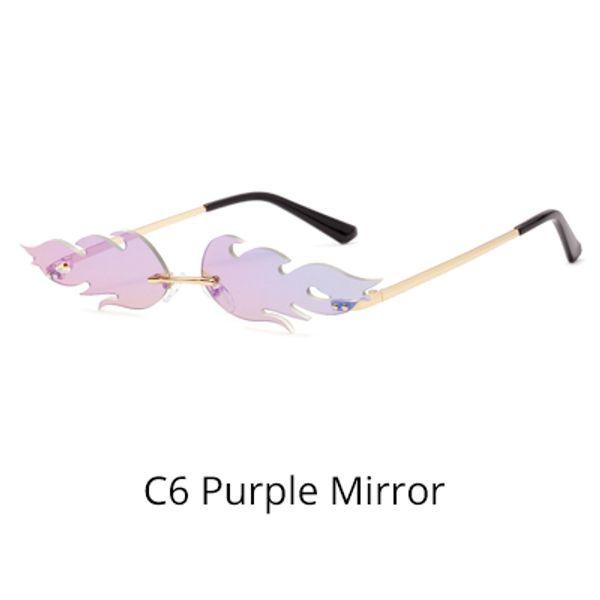 Miroir Violet C6