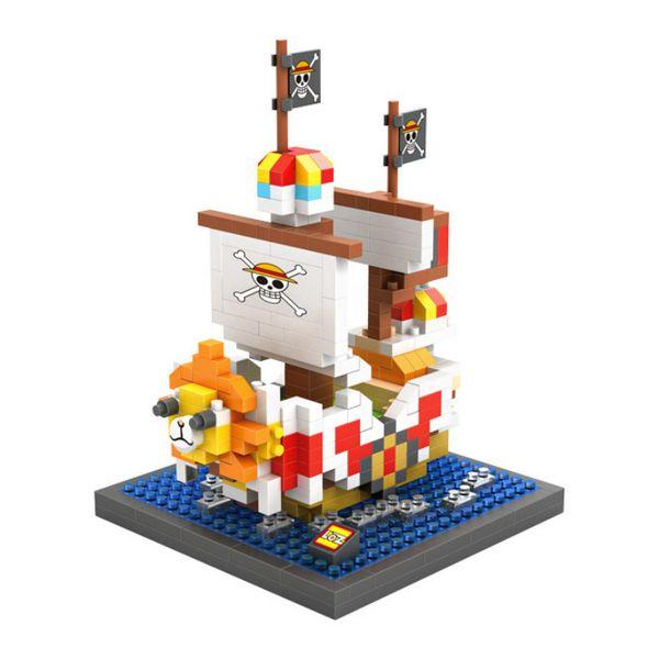 LOZ petites particules assemblées mini blocs de construction blocs de plastique jouets créatifs pour enfants