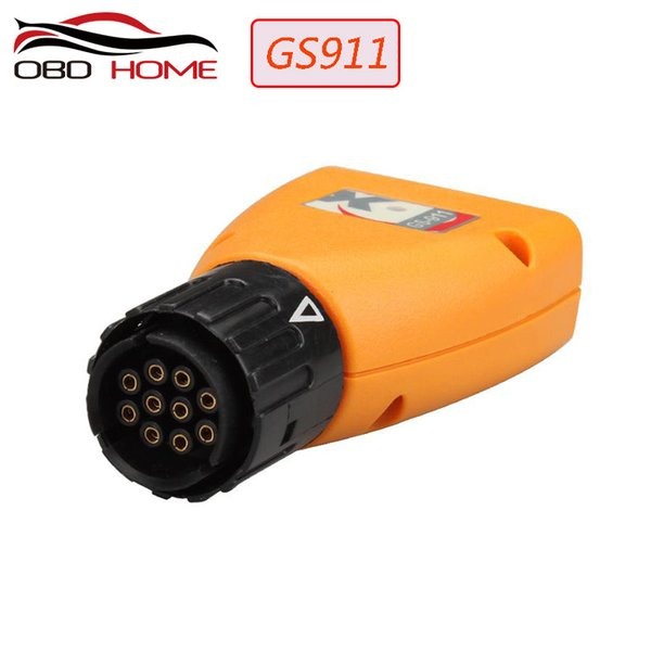 2018 Best GS-911 V1006.3 Emergency Professional Diagnostic Tool For BMW Motorcycles GS911 super function competitive price