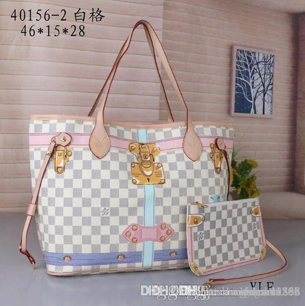 luxurys 2019 axa Moda Aşk kalp Dalga Desen Satchel Tasarımcılar Omuz Çantası Zincir Çanta luxurys Crossbody Çanta Lady Tote çanta
