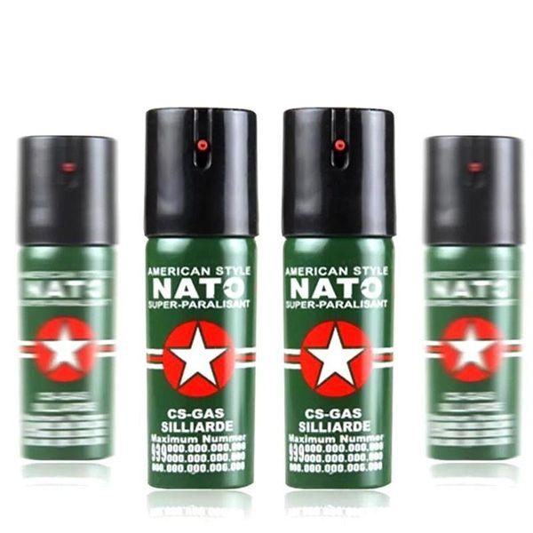 2019 New police self-defense spray Outdoor powerful self-defense pepper spray