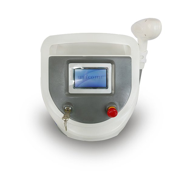 Nd Yag Laser Laser Type and Portable Style tattoo removal eyebrow treatment for beauty salon and clinic