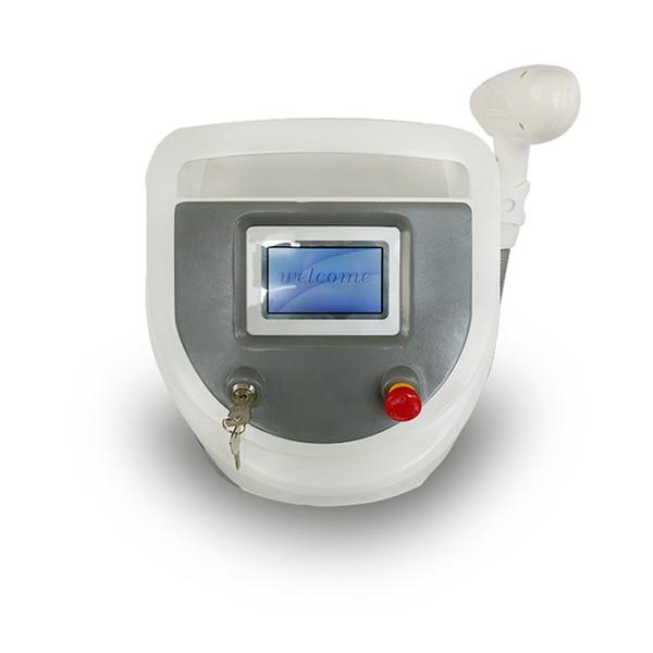 Nd Yag laser Laser et traitement des sourcils de détatouage style portable pour salon de beauté et clinique