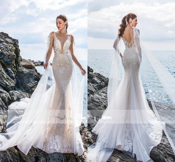 Beach Type Wedding Dresses