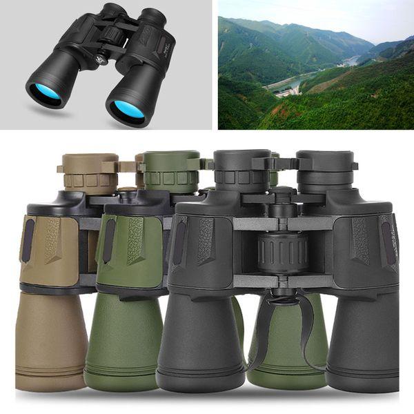 10x high magnification long range zoom hunting telescope range finder telescope professional hd binoculars climbing camping thumbnail