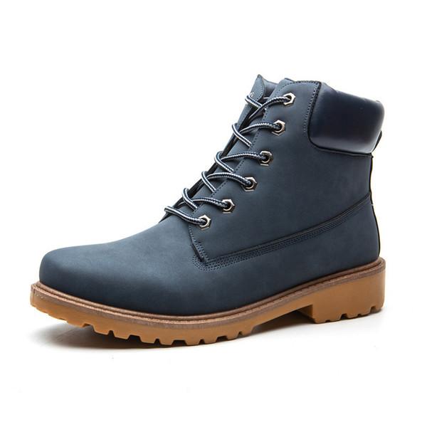G-3 Drak Blue Shoes