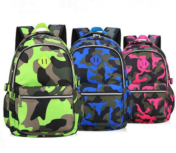 Sacchetto di spalle borsa computer borsa zainetto scuola computer zaino da viaggio per bambini ragazze ragazze dei ragazzi