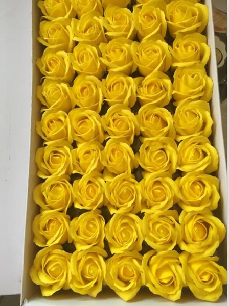 10 أصفر
