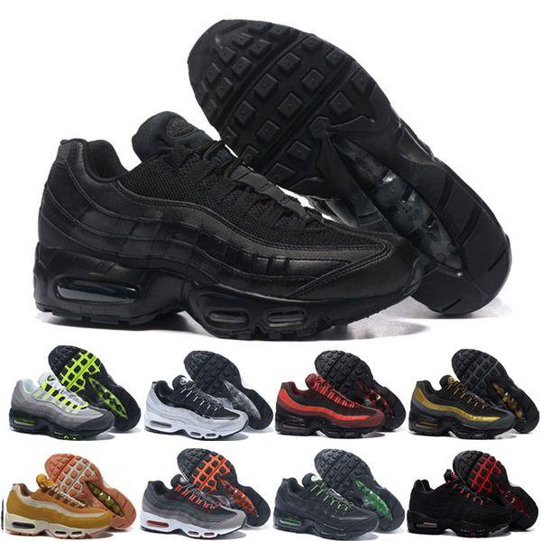 nike air max 95 airmax 2018 XX Scarpe da corsa Scarpe da corsa Sneakers da uomo Stivali Authentic M Scarpe da ginnastica all'aperto Premium Cool Cool Grey Eur 40-46