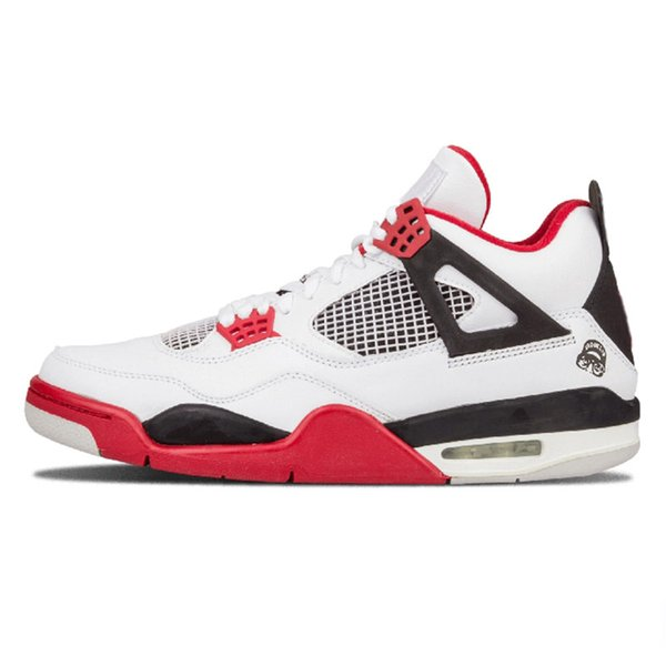 19 Fire Red 36-47