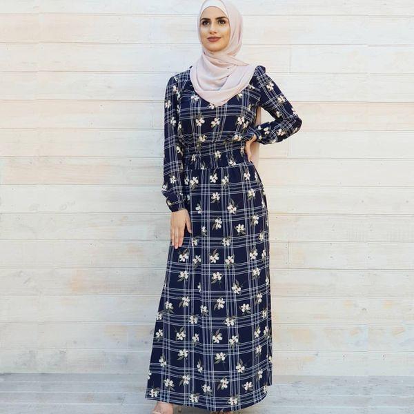 20 Robes Hijab De Soirée Turques Hiver et été 2018 | Robe