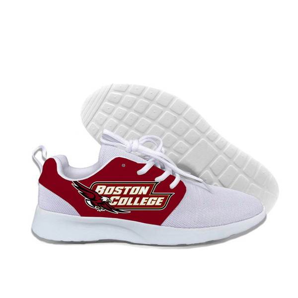 ACC Boston College Eagles Men/women custom causal Summer Comfortable light weight shoes