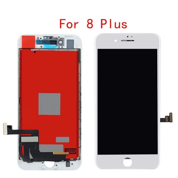 20pcs pantalla LCD para el iPhone 7 8 LCD pantalla digitalizador Asamblea reemplazo de la exhibición libre de DHL