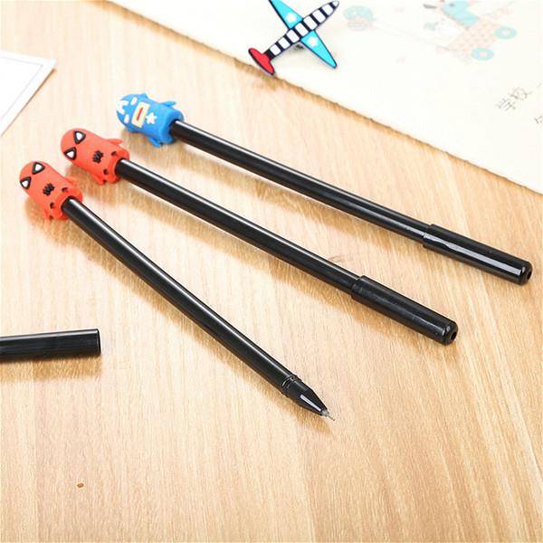 0,5mm Kawaii Beliebte Gel Stift creativos Cartoon modell niedlich Schule Bürobedarf Stift Schreibwaren weihnachten