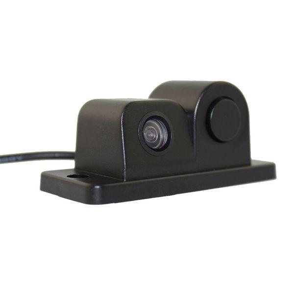CARPRIE voiture caméra 170 ° Angle de visualisation HD caméra étanche voiture Vue arrière avec capteur de parking