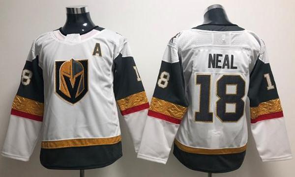18 James Neal White