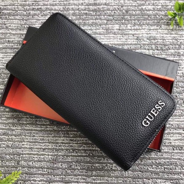 Designer Luxury Handbags Purse Wallet High Quality Mans Wallet Holders Classic Brand Wallet for Men Designer Clutch Bags with Free Shipping