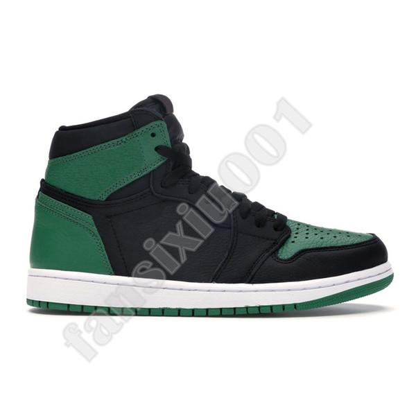 #03 Pine Green