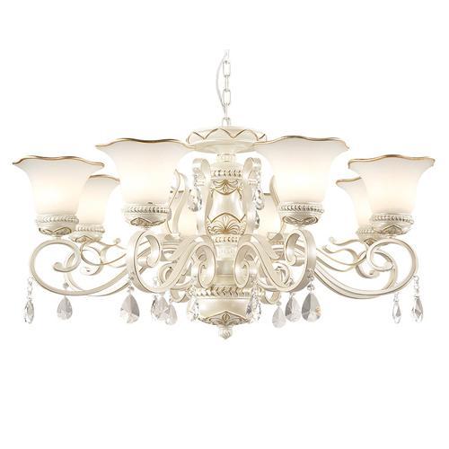 Pendant lamps European pendant chandelier light resin elegant luxury rural American royal fancy classic led pendant lighting fixtures