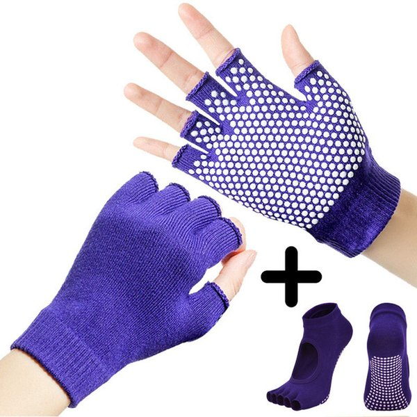 Purple F