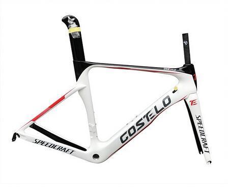 Costelo Speedcraft Vélo de route carbone Cadre T1000 UD vélo carbone Cadre mat / brillant bicicleta carbono bici Telai dans carbonio