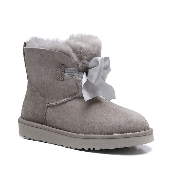 Free shipping 2019 winter man women Australia Classic snow Boots boots cheap winter fashion Ankle Boots shoes 03