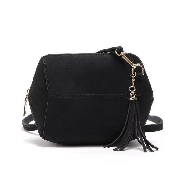 Tassel Shell bag Fashion Candy color Shell Shape Women Mini Handbag Messenger Shoulder Bag Tassel Bags Lady Girl long strip bag
