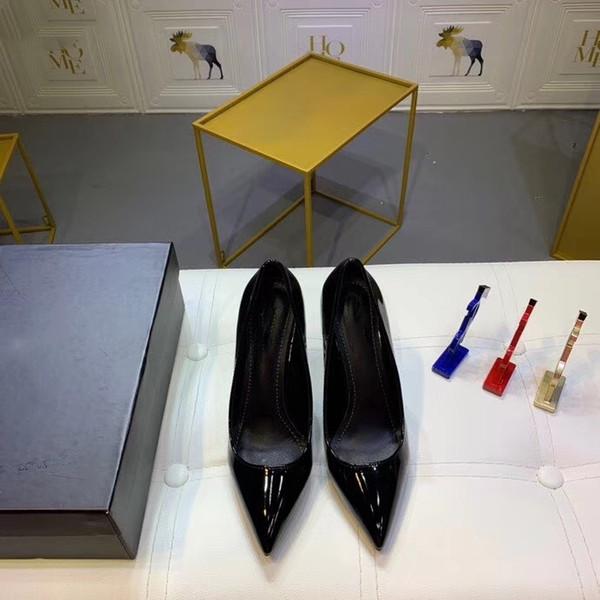 Büyük lüks takı yeni yüksek topuklu kadın sandalet Avrupa ve Amerika Birleşik Devletleri net kırmızı sandalet mektubu to ...