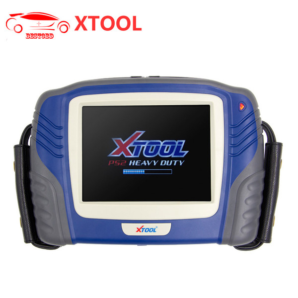 Professional Heavy duty truck diagnostic tool XTOOL PS2 Diesel Truck scanner free update online